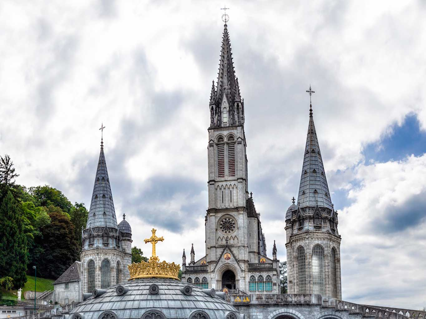 Lourdes, la ciudad que inspira. Carmen Travel