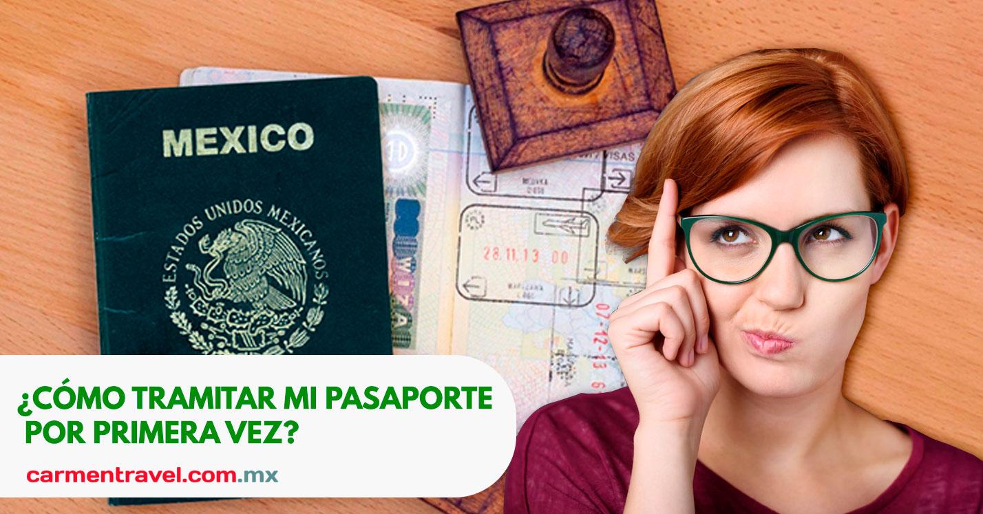 tramitar mi pasaporte