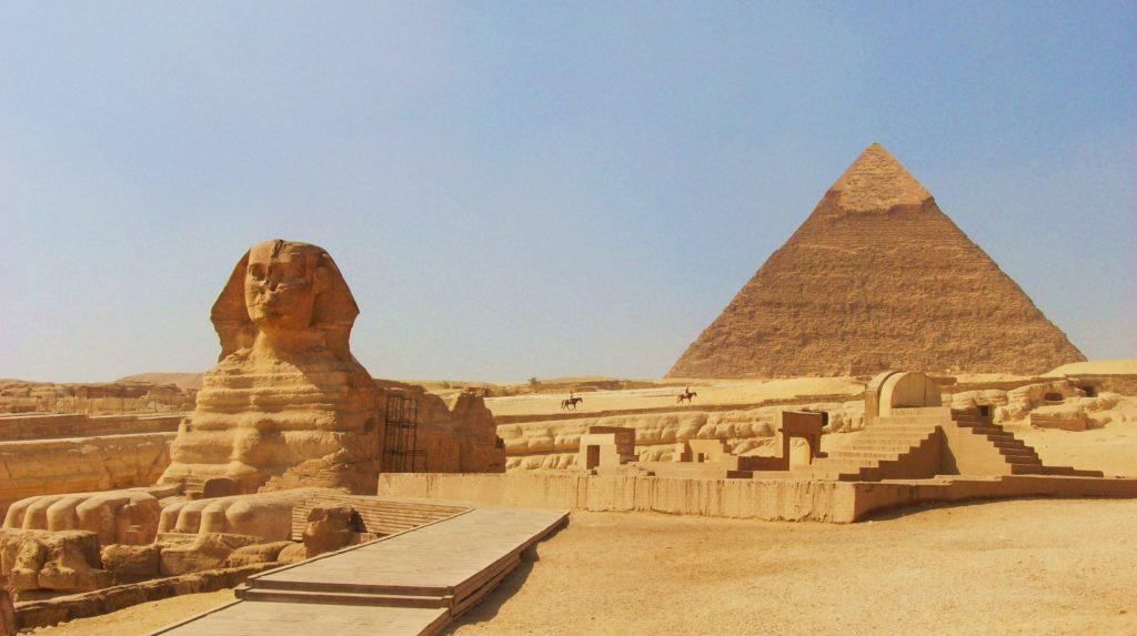 egipto por primera vez