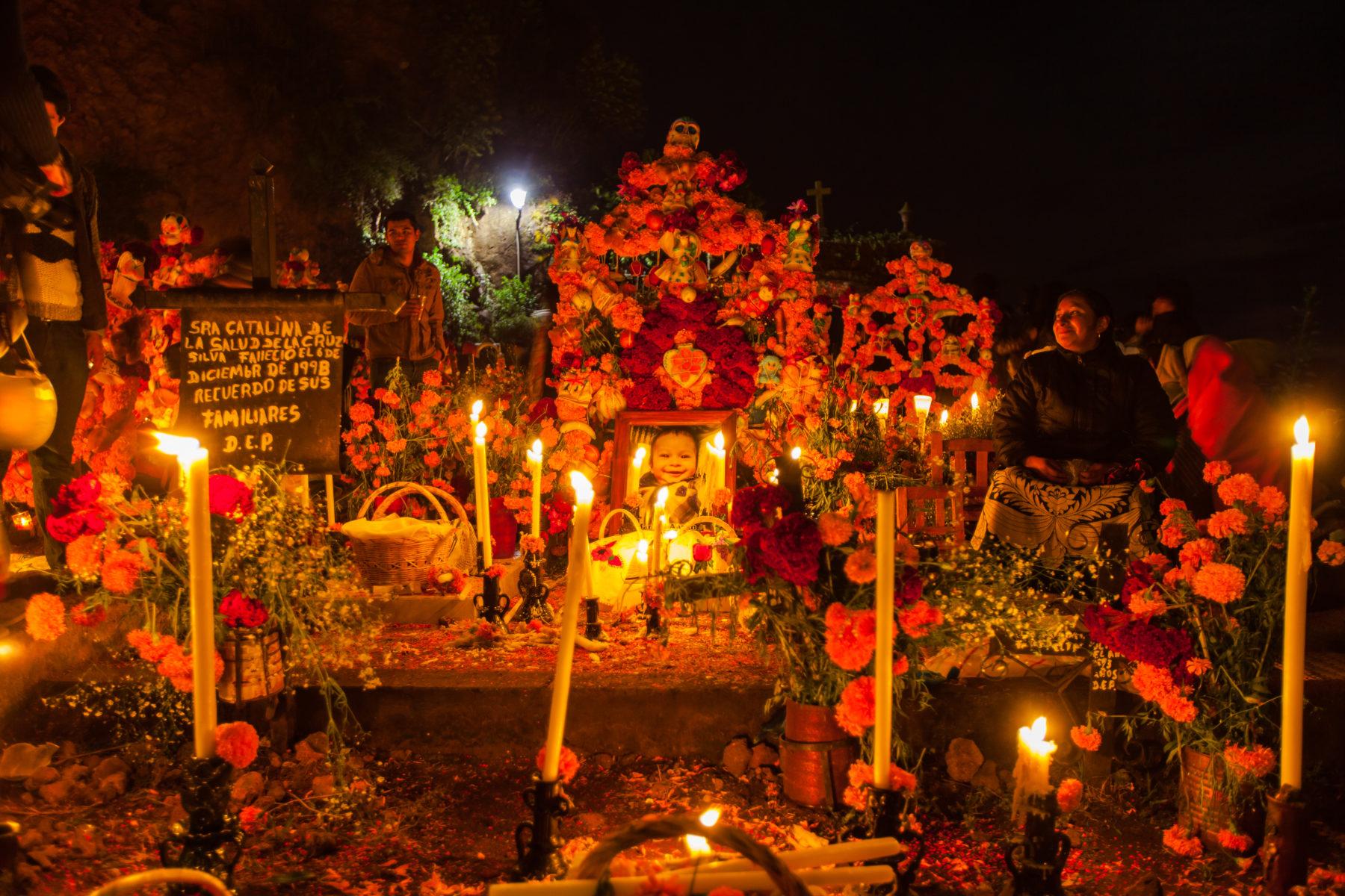 ¿Cuál es el origen del día de muertos?