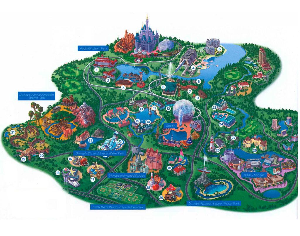 Hoteles en Disney Orlando, todo lo que debes saber