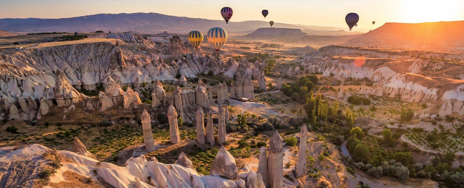 5 motivos para estar en Turquia